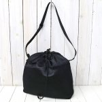hobo『Polyester Mesh Drawstring Shoulder Bag』