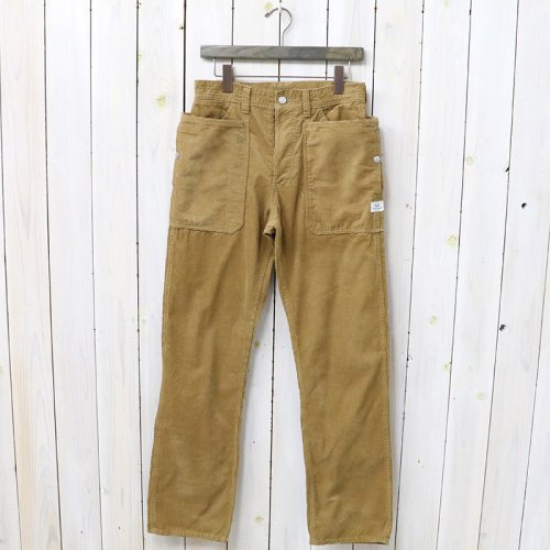 『FALL LEAF PANTS(SUMMER CORDUROY)』(BEIGE)