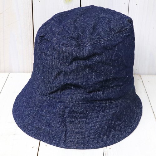 『Bucket Hat/Solid-8oz Denim』