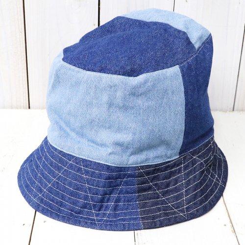【会員様限定SALE】ENGINEERED GARMENTS『Bucket Hat/Washed 8oz Denim』