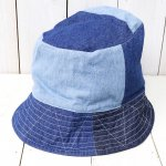 ENGINEERED GARMENTS『Bucket Hat/Washed 8oz Denim』