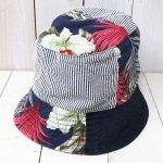 ENGINEERED GARMENTS『Bucket Hat/Hawaiian Floral Java Cloth』