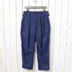 ENGINEERED GARMENTS『Ground Pant-Cotton Cordlane』(Navy)