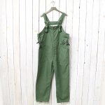 ENGINEERED GARMENTS『Overalls-Cotton Ripstop』