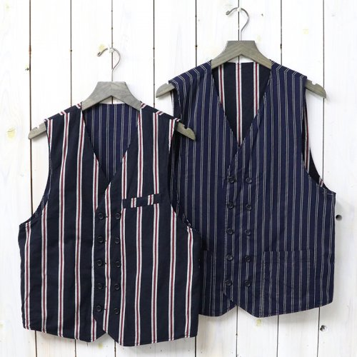 『Reversible Vest-Regimental St.』