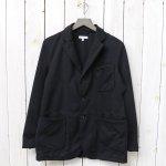 ENGINEERED GARMENTS『Knit Jacket-Baseball Doubleknit』(Black)