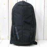 patagonia『Atom Pack 18L』(Black)