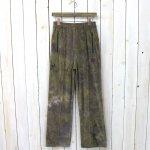 Needles『Track Pant-C/Poly Velour/Uneven Dye』