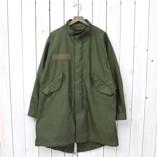 The REAL McCOY'S『PARKA,MAN'S,M-65』