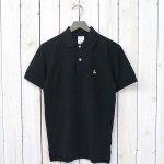 Brooks Brothers『GF スーピマコットンピケ ポロシャツ Slim Fit』(Black)