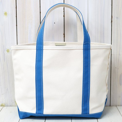 L.L.Bean『Boat & Tote Bag-Open Top(Medium)』(Marine Blue)