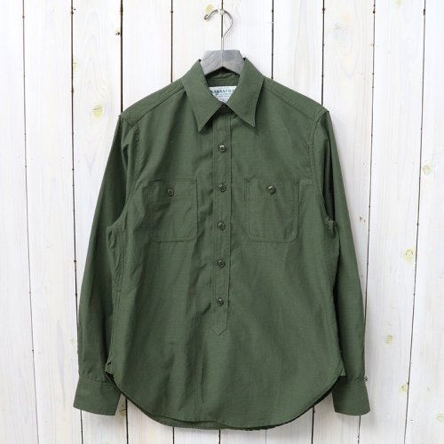 『SPRAYER SHIRT(RIPSTOP)』(OLIVE)