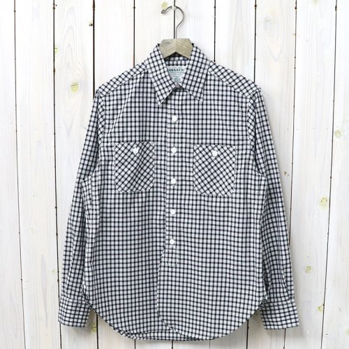 『SPRAYER SHIRT(TARTAN CHECK)』(CHECK1)