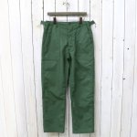 ENGINEERED GARMENTS WORKADAY『Fatigue Pant-Cotton Ripstop』(Olive)