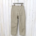 ENGINEERED GARMENTS WORKADAY『Fatigue Pant-Cotton Ripstop』(Khaki)