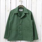 ENGINEERED GARMENTS WORKADAY『Utility Jacket-Cotton Ripstop』(Olive)