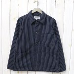 ENGINEERED GARMENTS WORKADAY『Utility Jacket-PC Gangster St.』(Dk.Navy)