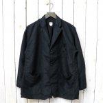 RANDT『Studio Jacket-Sanded Polyester Microfiber』