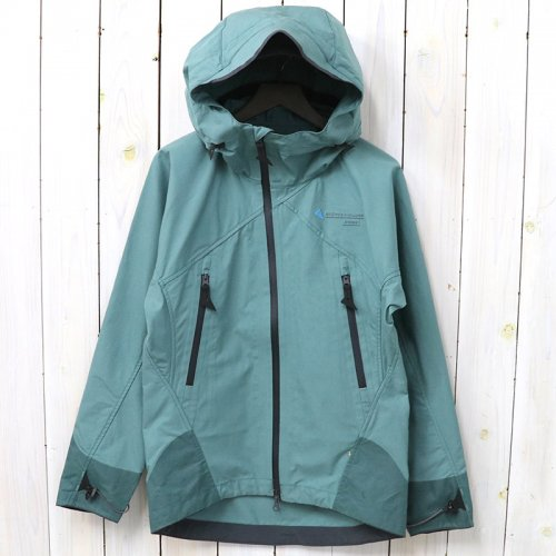 KLATTERMUSEN『EINRIDE JACKET』(Brush Green)