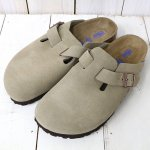 BIRKENSTOCK『BOSTON SFB』(Taupe)