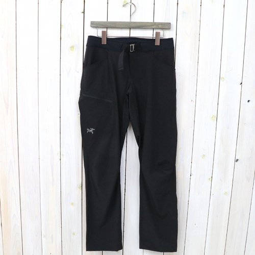 『Lefroy Pant-30inseam』(Black)