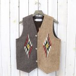 TRUJILLO'S『Chimayo Vest-3Colors』(Brown Mix)