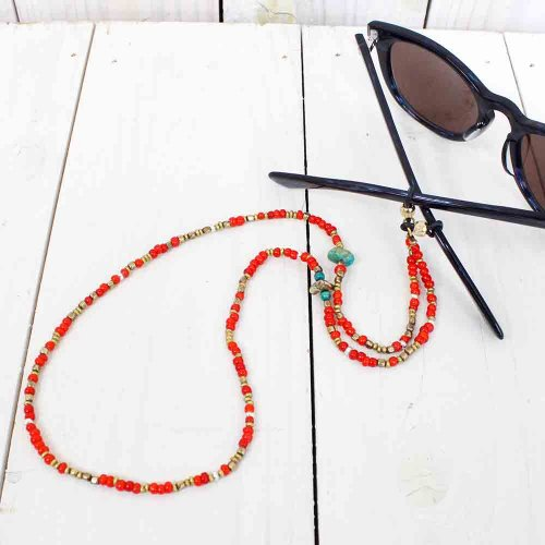 SunKu『White Heart Eyewear Holder-SK064』(RED)