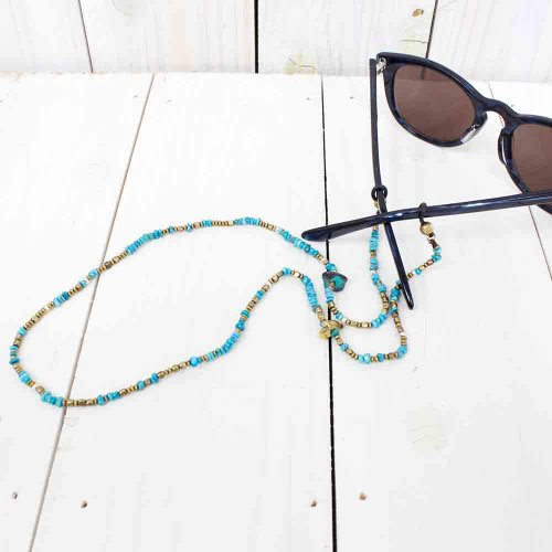 SunKu『White Heart Eyewear Holder-SK065』(TURQUOISE)