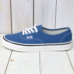 VANS『AUTHENTIC 44 DX』((ANAHEIM FACTORY)OG NAVY)