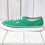 VANS『AUTHENTIC 44 DX』((ANAHEIM FACTORY)OG EMERALD GREEN)