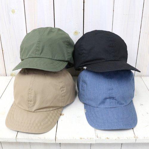 『T/C LEATHER BUCKLE CAP』