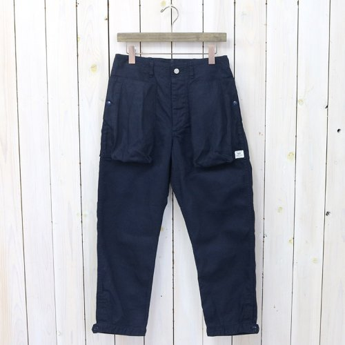 『DIGS CREW PANTS 4/5(DUCK)』(NAVY)