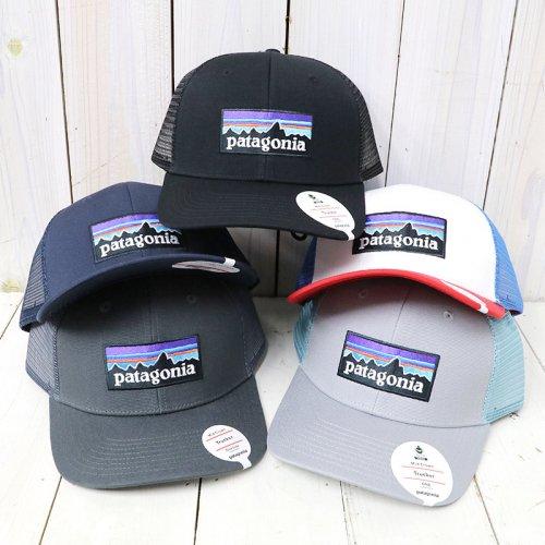 【SALE特価30%off】patagonia『P-6 Logo Trucker Hat』