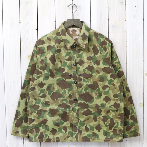 The REAL McCOY'S『P1944 FROGSKIN CAMOUFLAGE COAT』