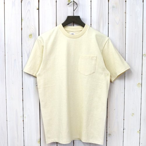 『POCKET TEE』(Lemon)