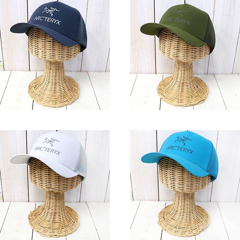 3dd3b44e ARC'TERYX (アークテリクス)『Logo Trucker Hat』- REGGIE ショップ 通販