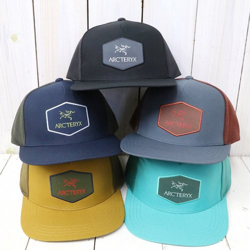 『Hexagonal Trucker Hat』