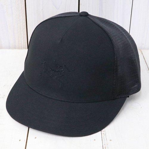 28c8eef3 ARC'TERYX (アークテリクス)『Tirse Trucker Hat』(Black) - REGGIE ...