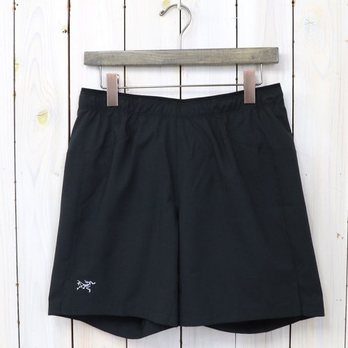 【SALE特価30%off】ARC'TERYX『Cormac Short』(Black)