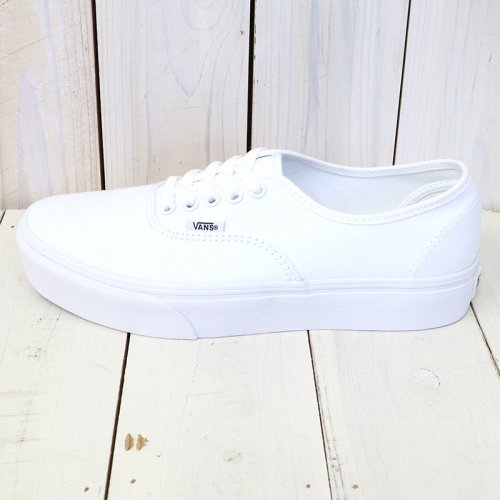 『AUTHENTIC PLATFORM 2.0』(TRUE WHITE)