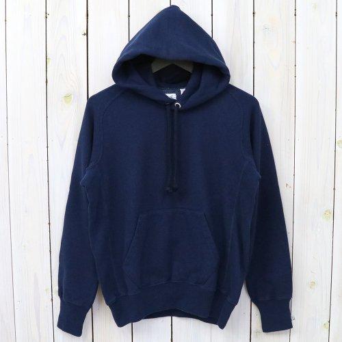 【期間限定SALE40%off】ANATOMICA『ATC Sweat Shirts P/O Hood』(Navy)
