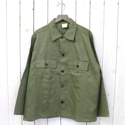 DEAD STOCK『1943 HBT SHIRTS』