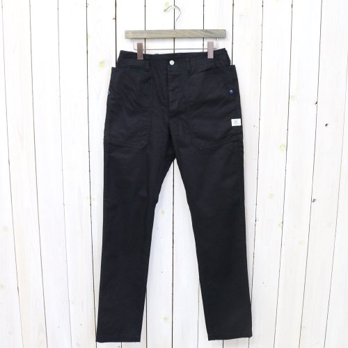 『FALL LEAF SPRAYER PANTS(C/L CHINO)』(NAVY)