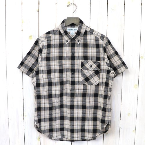 『GREEN THUMB SHELL SHIRT 1/2(C/L TARTAN CHECK)』(CHECK)