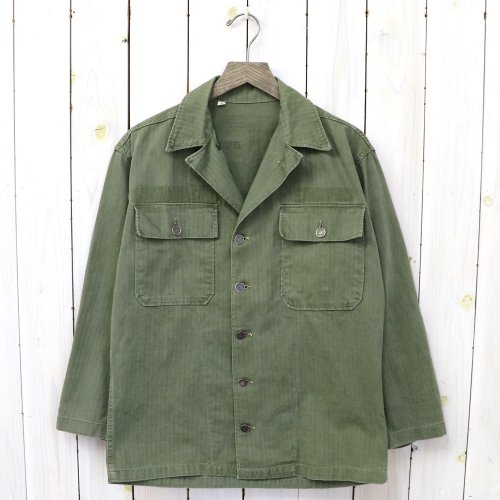 MILITARY USED『1943 HBT SHIRTS』