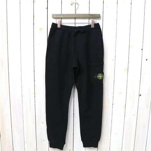 STONE ISLAND『SWEAT PANTS』(BLACK)