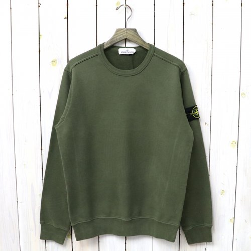 『CREW NECK SWEAT』(MILITARY GREEN)