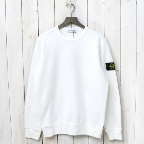 【SALE特価40%off】STONE ISLAND『CREW NECK SWEAT』(NATURAL WHITE)