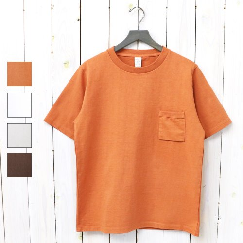 Jackman『Dotsume Pocket T-Shirt-JM5870』
