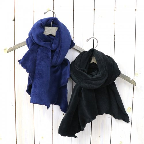 『Long Scarf-Poly Shaggy Fleece』